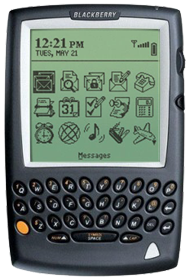 Picture of 5820 device